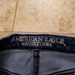 American Eagle Outfitters Jeans - Vintage Wash American Eagle Great High Jeggings